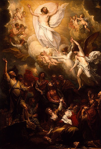 Ascension, Benjamin West, 1801, Denver Art Museum, Denver