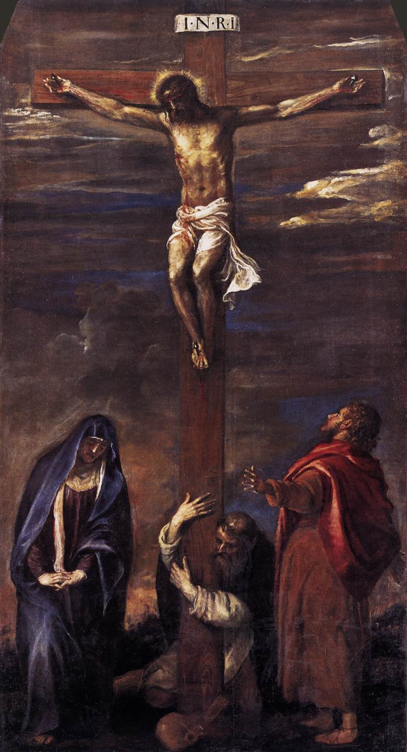 Titian_1558_Ancona_Crucifixion